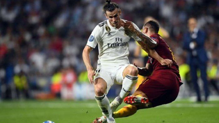 Menang Telak, Real Madrid Lumat AS Roma 3-0