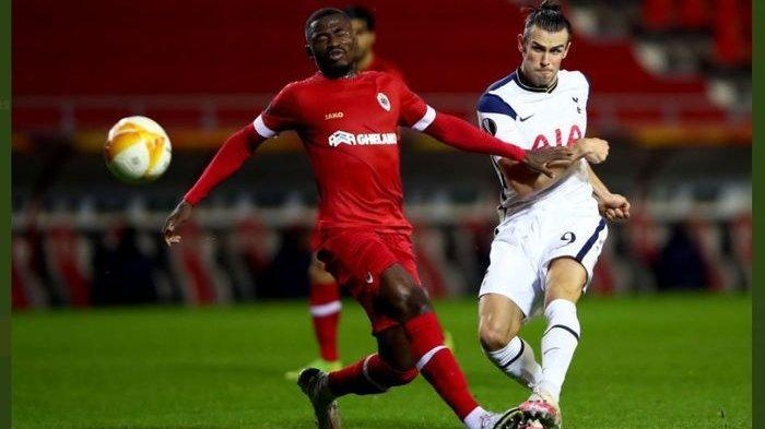 Hasil Liga Europa - Spurs Tak Berkutik di Belgia, Kalah Perdana dari 11 Laga,Gareth Bale Tak Berguna