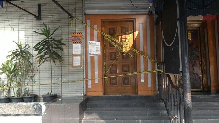 Penampakan Lokasi Pengeroyokan yang Tewaskan Anggota Brimob di Obama Cafe Melawai
