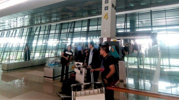 Libur Imlek, Jumlah Penumpang di Bandara Soekarno-Hatta Menurun