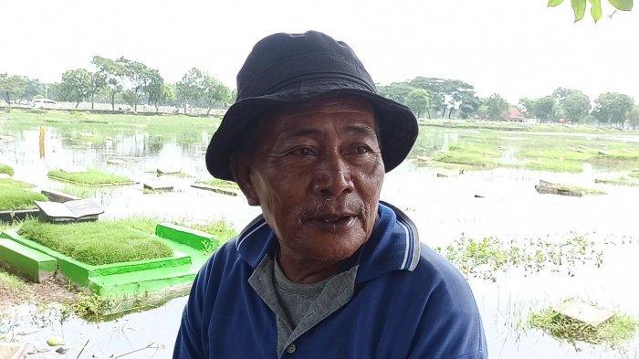 TPU Semper Terendam Banjir, Perawat Makam Kesulitan Dapat Uang dari Peziarah