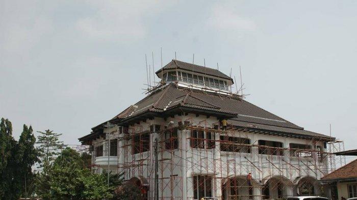 Rampung Akhir Tahun, Ini Fasilitas Baru di Gedung Juang Tambun