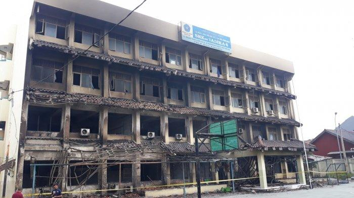 Ada Gumpalan di Kepala, Korban Kebakaran SMK Yadika 6 Kota Bekasi Jalani 2 Kali Operasi