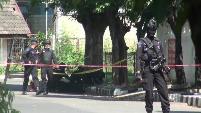Bom Bunuh di Makassar, Wakapolres Jakut Imbau Warga Lapor Jika Lihat Benda Mencurigakan