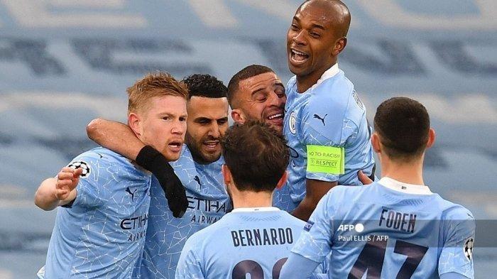 HASIL Liga Champions: Manchester City Raih Tiket ke Final Untuk Pertama Kali Usai Tumbangkan PSG 2-0