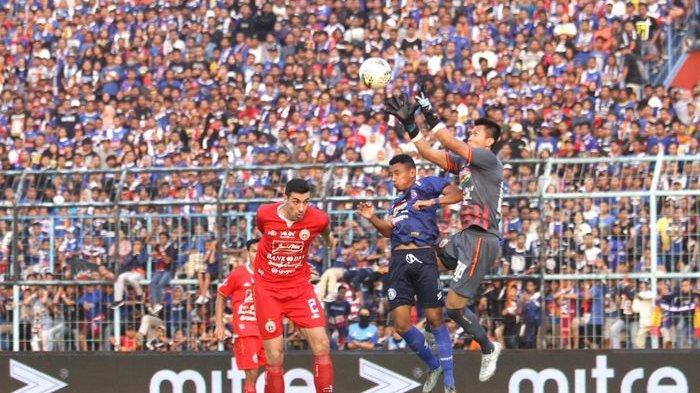 Pekan terakhir Liga 1 2019: Barito Putera Vs Arema, Ini Link Live Streaming