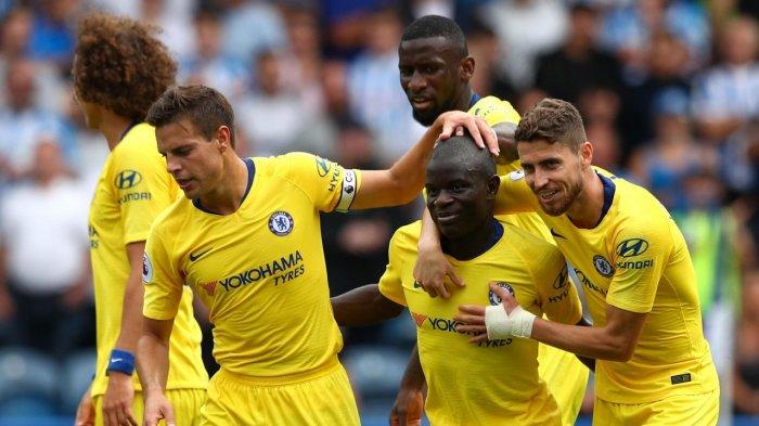 Chelsea Vs MU: The Blues Belum Pernah Kalah, Legenda Setan Merah Berharap Tuah, Hazard Diwaspadai