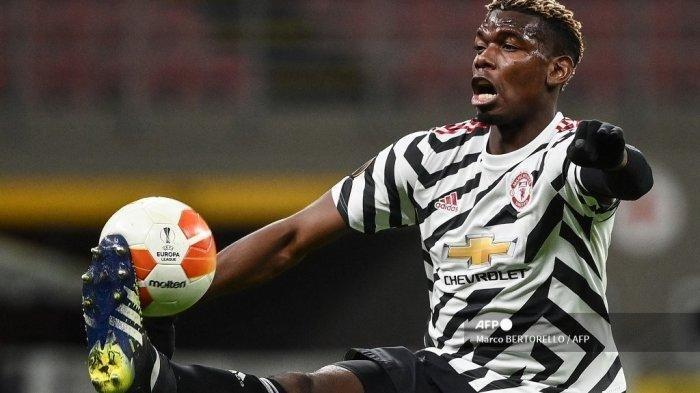 HASIL LIGA EROPA: Manchester United Masuk 8 Besar, Gol Paul Pogba Hempaskan AC Milan