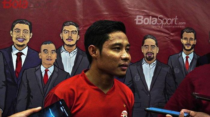 Evan Dimas Ungkap Tolak Tawaran Klub Luar Negeri Demi Persija Jakarta, Singgung Saingan Lini Tengah