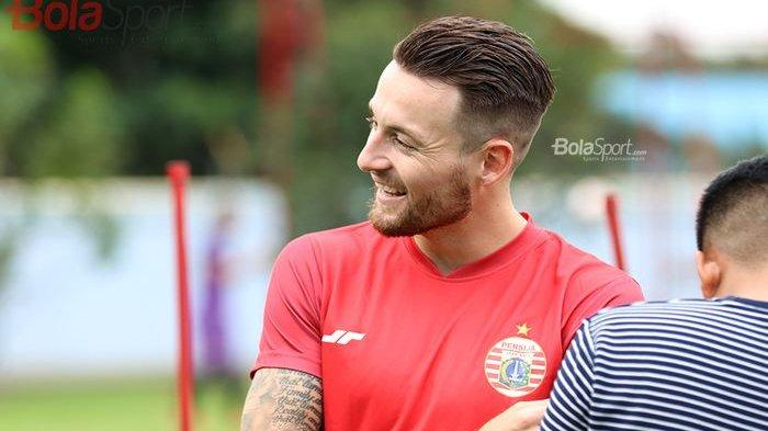 Hengkang dari Persija Jakarta, Marc Klok Gabung Bali United?