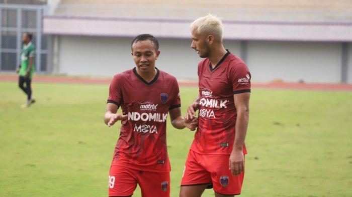 Liga 1 2020 Terhenti Karena Covid-19, Gelandang Persita Tangerang Cerita Cara Biayai Keluarganya