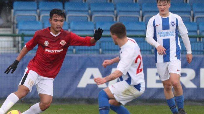 Brylian Aldama Tinggalkan TC Timnas U-19 Indonesia, Segera Diperkenalkan Klub Kroasia HNK Rijeka