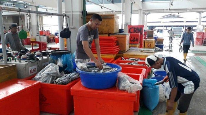 Kesan Pertama Pedagang saat Tempati Pasar Ikan Modern Muara Baru