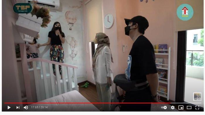 Gemasnya Kamar Putri Syahnaz Sadiqah Bertema Pink, Zaskia Sungkar Suka: Nanti Anak Cewek Mau Begini