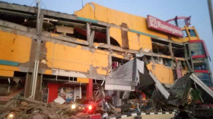 Gempa-Tsunami di Palu, Atlet Paralayang dan Dosen Hilang, Menginap di Hotel Roa Roa