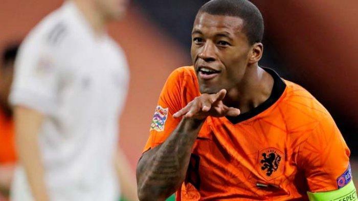 Hasil UEFA Nations League: Belanda Gasak Bosnia-Herzegovina 3-1, Wijnaldum Cetak 2 Gol