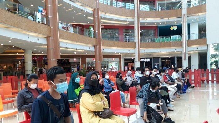 Puskesmas Margamulya Sediakan 100 Dosis Vaksin Covid-19 Per Hari di Summarecon Mall Bekasi