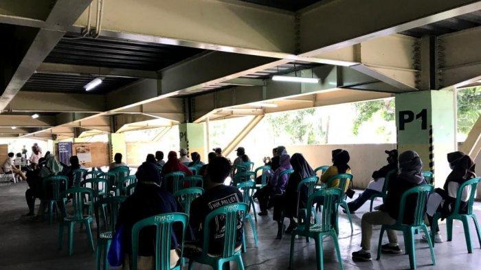 Gerai Vaksin Covid-19 di Plaza Cibubur, Pemkot Bekasi Jangkau Warga di Perbatasan