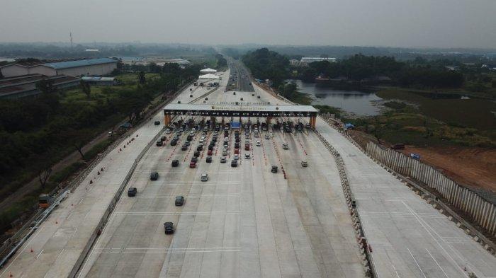 Sistem Satu Arah Diberlakukan dari KM 414 Tol Batang Semarang Hingga KM 70 GT Cikampek Utama