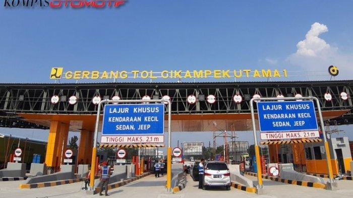 Jasa Marga Imbau Pemudik Antisipasi Waktu Keberangkatan di Tol Jakarta-Cikampek