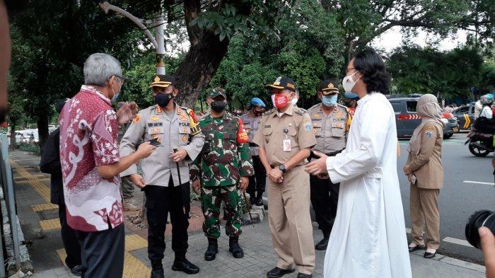 Jakarta Selatan Siaga 1 di Malam Tahun Baru 2021, Kapolres: Segala Bentuk Perayaan Dilarang