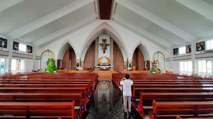 Gereja Santa Clara Bekasi Utara Siap Gelar Misa Malam Natal Perdana, Ini Jadwalnya