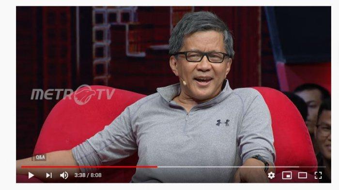 Rocky Gerung Kritisi Jokowi, Politisi Hanura Sayangkan Sikap Fadjroel Rachman: Kok Jubir Cuma Senyum
