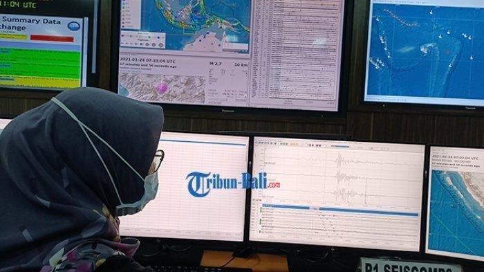 Dentuman Misterius di Tengah Laut Bali, BMKG Sebut Bukan Gempa, LAPAN Duga dari Meteor Atau Asteroi