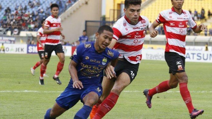 Gelandang Persib Bandung Kecewa Liga 1 2020 Tak Kunjung Bergulir