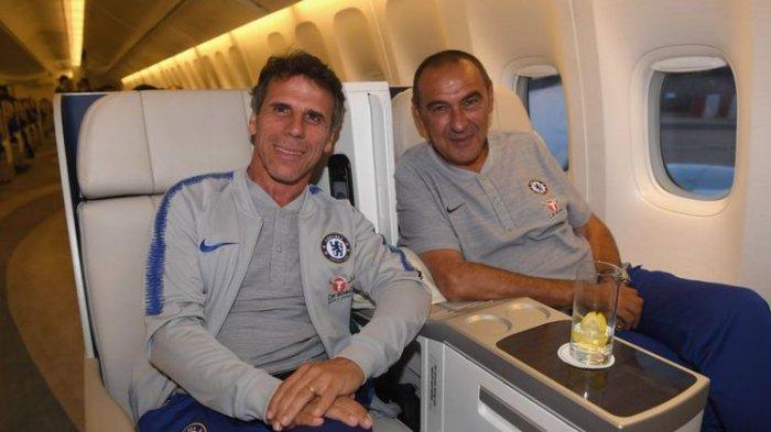 Ditunjuk Jadi Asisten Pelatih, Begini Ungkapan Bahagia Gianfranco Zola Kembali ke Chelsea