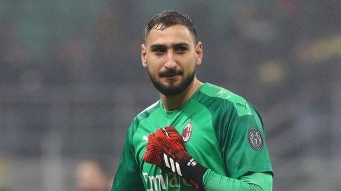 Kontrak Baru, Gianluigi Donnaruma-AC Milan Selangkah Lagi Capai Kata Sepakat