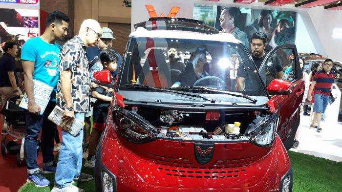 Indonesia Banyak Datangkan Mobil Listrik dari Luar Negeri, Kemenperin Bakal Adopsi Standar UNECE