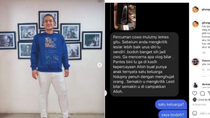 Gilang Dirga Emosi Istri Belum Hamil Disebut Karena Kelakuannya, Foto Pelaku Dipajang: Kucari Kau!