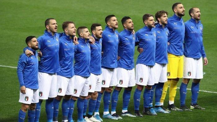 Ini Daftar 28 Pemain Sementara Skuat Timnas Italia Euro 2020: Barisan Penyerangnya Haus Gol Semua