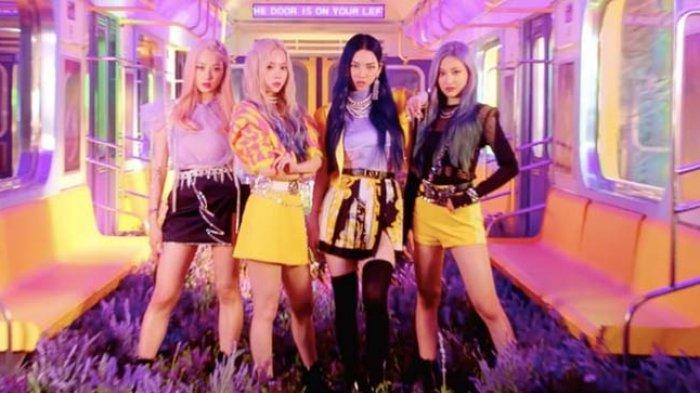 Simak Lirik dan Video Klip Lagu Black Mamba - Aespa, Girl Band Pendatang Baru dari SM Entertainment