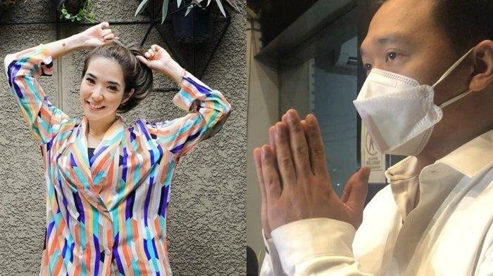 Pengakuan Perasaan Sayang Michael Yukinobu Terhadap Gisel: Kami Saling Mendoakan