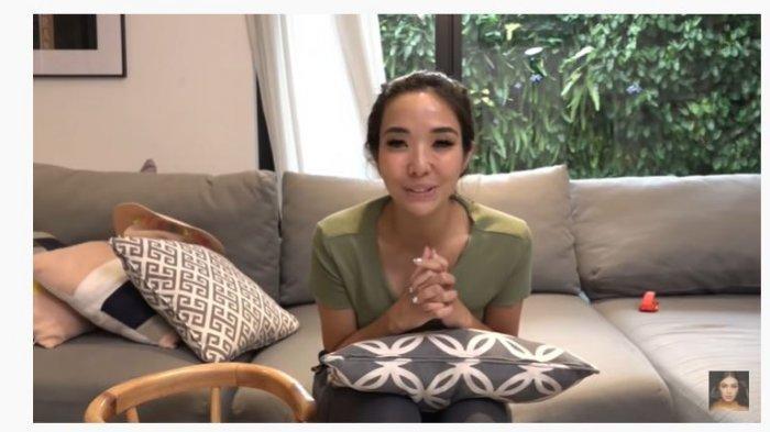 Gisel curahkan isi hatinya di vlog Denada