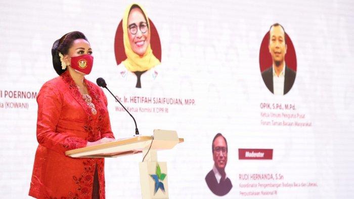 Teken MoU dengan Perpustakaan Nasional, Kowani Komitmen Tingkatkan Literasi Perempuan Indonesia