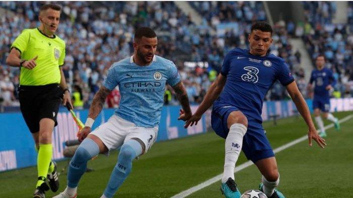 Final Liga Champions: Gol Pemain Termahal Chelsea Bawa The Blues unggul hingga Pertandingan Usai