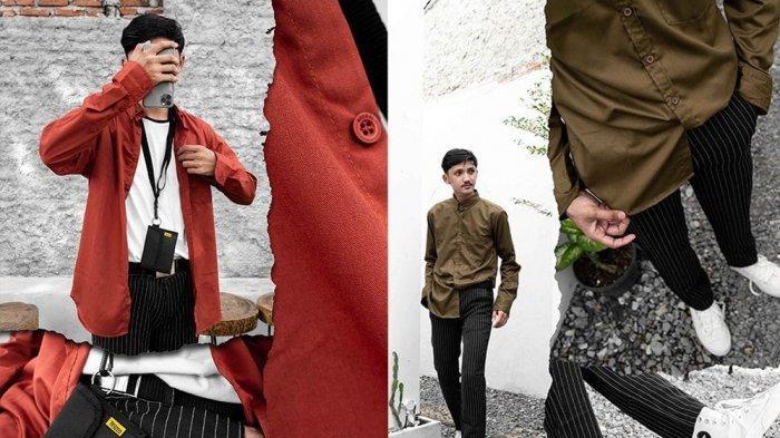 OOTD Makin Kece dengan Outfit Buatan Dalam Negeri Gozeal, Cek Koleksinya