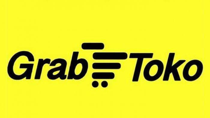 Logo Grab Toko.