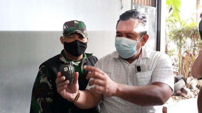 Ditemukan Warga di Kebun, Polisi-TNI Amankan Granat dan 11 Peluru Aktif di Duren Sawit