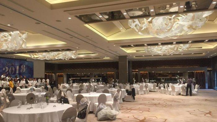 Grand Ballroom Hotel Ayana Midplaza.