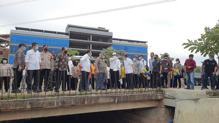 Pengembang Grand Kota Bintang Bekasi Diminta Segera Lakukan Pengembalian Alih Fungsi Sungai