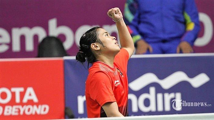 Gregoria Mariska Tunjung Jadi Wakil Pertama Indonesia yang ke Perempat Final Thailand Masters 2020
