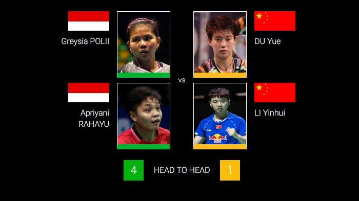 Hanya 2 Wakil Indonesia Lolos Perempat Final German Open: Peluangnya Besar dan Link Live Streaming