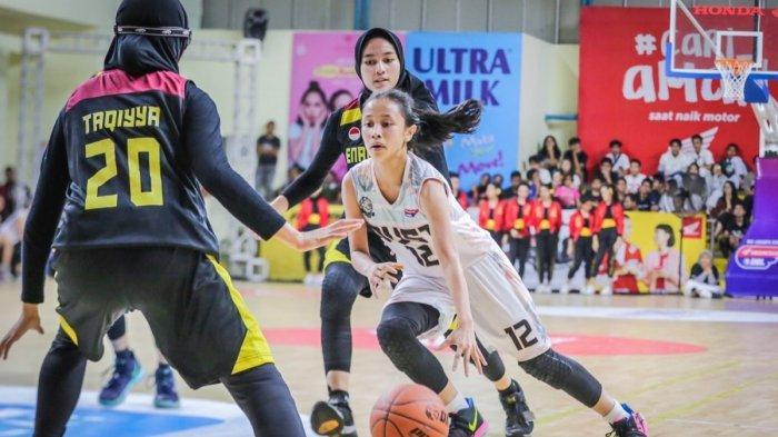 Lolos ke Semifinal DBL East Region, Pelatih SMAN 21 Jakarta Sebut Kunci Kalahkan SMAN 61Jakarta