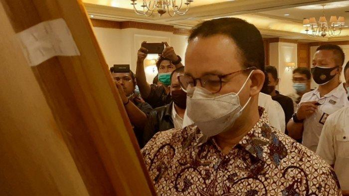 3 Tahun Kepemimpinan Anies Baswedan, Fraksi Nasdem Tagih Janji Soal Penyediaan Lapangan Kerja