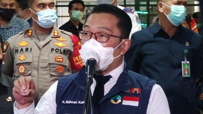Ini Strategi Ridwan Kamil Atasi Lonjakan Pasien Covid-19 di RS Rujukan di Bogor, Depok dan Bekasi