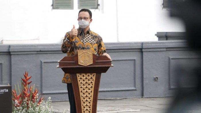 Gubernur Anies Beberkan 2 Lapis Pengetatan Pantau Pergerakan Penduduk yang Masuk ke Jakarta